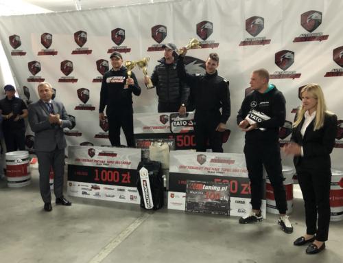 Puchar Driftu – wyniki klasyfikacji Klasy Street